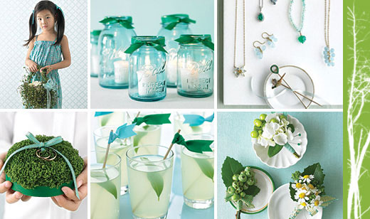 Eco friendly ways to go green on your wedding day edyta Environmentally friendly decorations