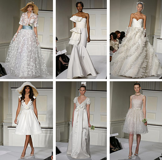 oscar de la renta weddinga