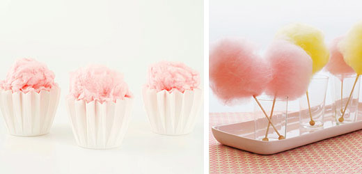 cotton candy weddings