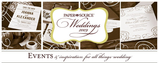 paper source weddings