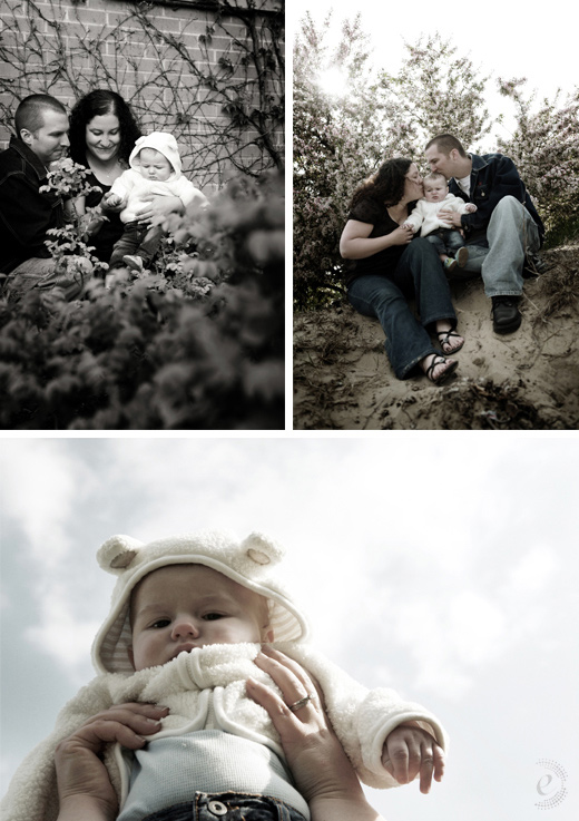 beach baby portraits