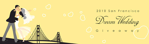 san francisco wedding giveaway
