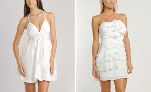 wedding dresses under 50 dollars