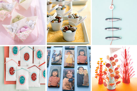martha stewart diy wedding favors