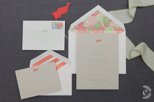 product photography wedding invitation suites cheree berry paper