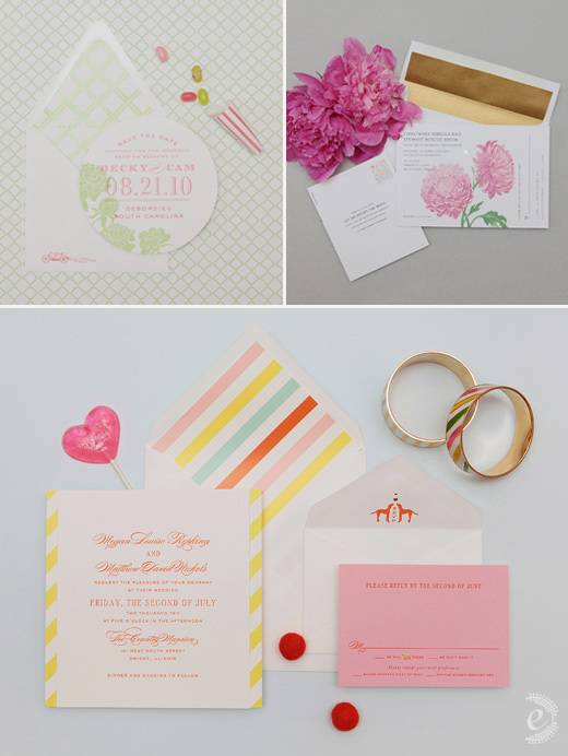 product photography paper custom wedding invitations cheree berry