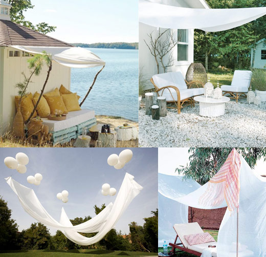 fabric outdoor canopies