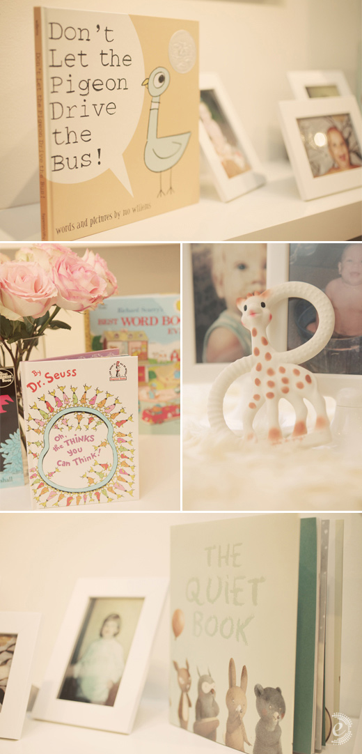 baby shower book ideas
