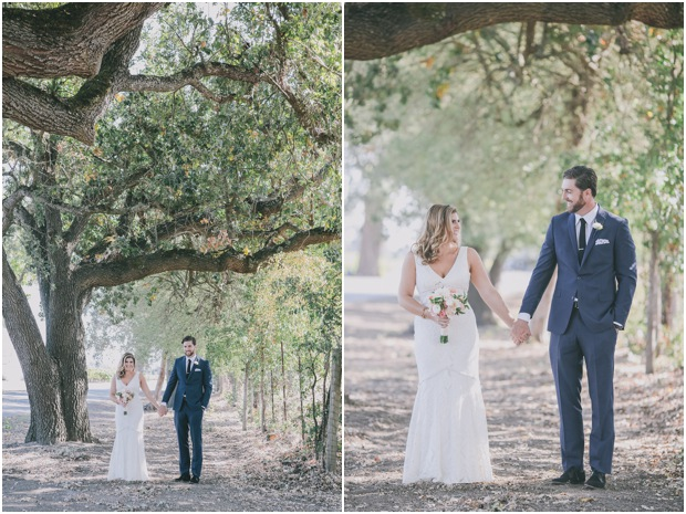 farmstead at long meadow ranch wedding