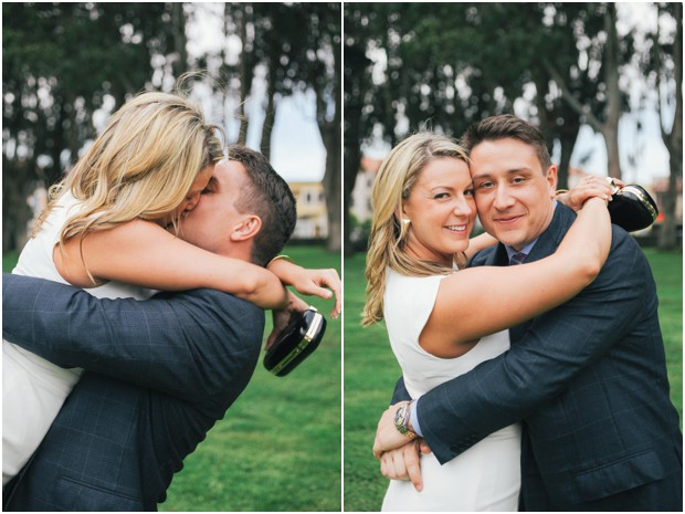 Presidio San Francisco Wedding Photography