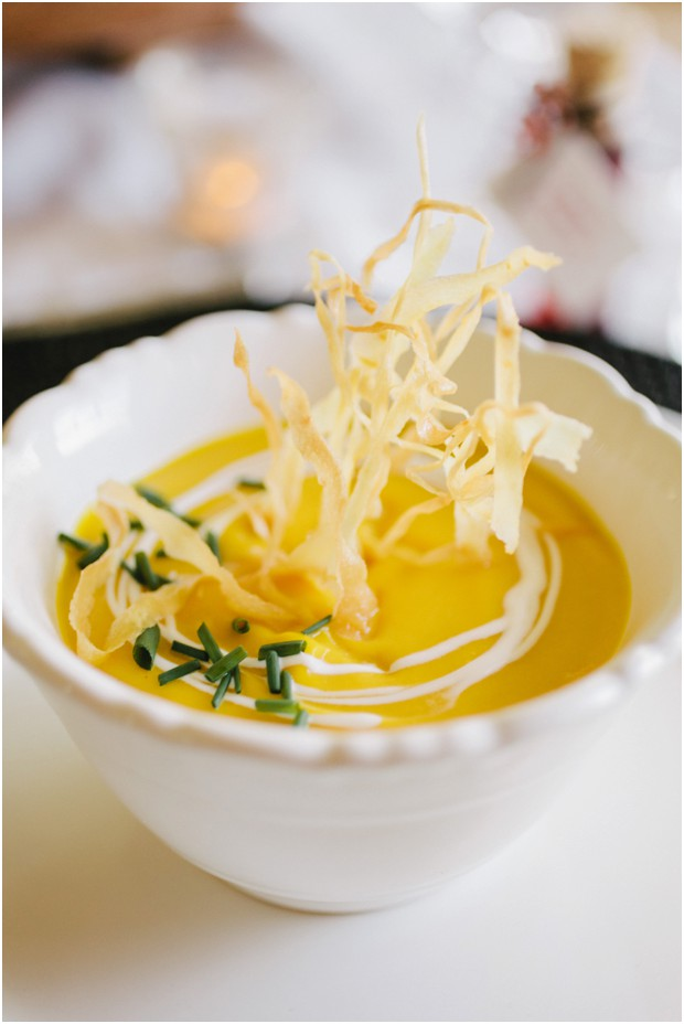 squash soup wanderlust catering
