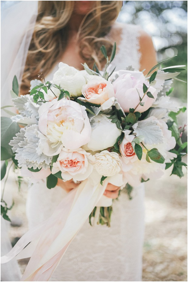 Sonoma Blush Pink Wedding at Chalk Hill Estate Winery